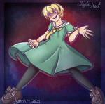 | SATOKO | Higurashi: No Naku Koro Ni | by Offical-MysticMist