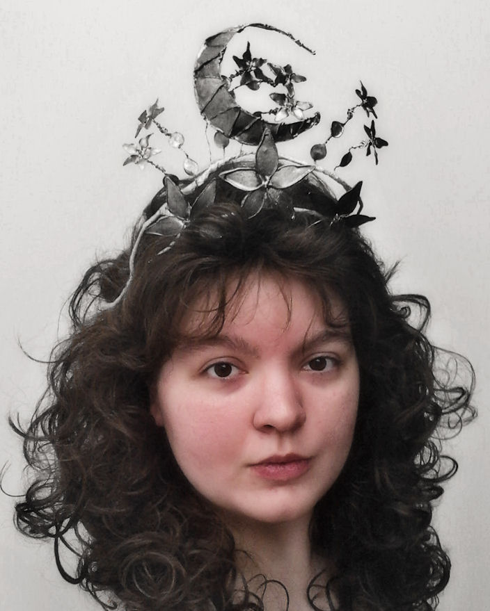 Christine Daae Crown - Phantom of the Opera by ErikAngelofMusic