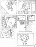 Rosy vs. Ray pg. 1 by Little-Shy-Mouse