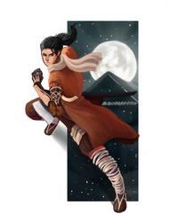 Sekiro: Shadow die twice Fan art by Juanjosexd