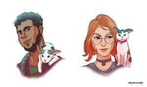 Portraits / Commission