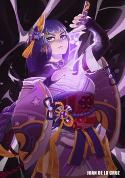 Shogun raiden / Genshin Impact