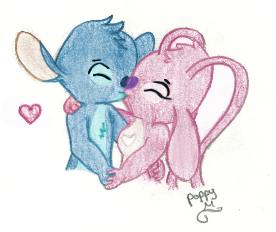 Lilo And Stitch 2 Touching Me YouTube