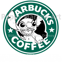 IMPORTANT NOTICE PLEASE READ: Stitch Starbucks by bonnieboo0