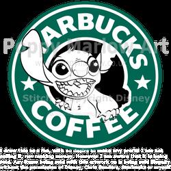 Stitch Starbucks - Original Upload