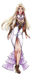 [C] High Priestess Olivia by Eeriah