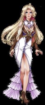 [C] High Priestess Olivia