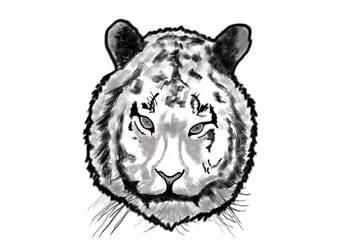 Tigre Digital by Fabyanou