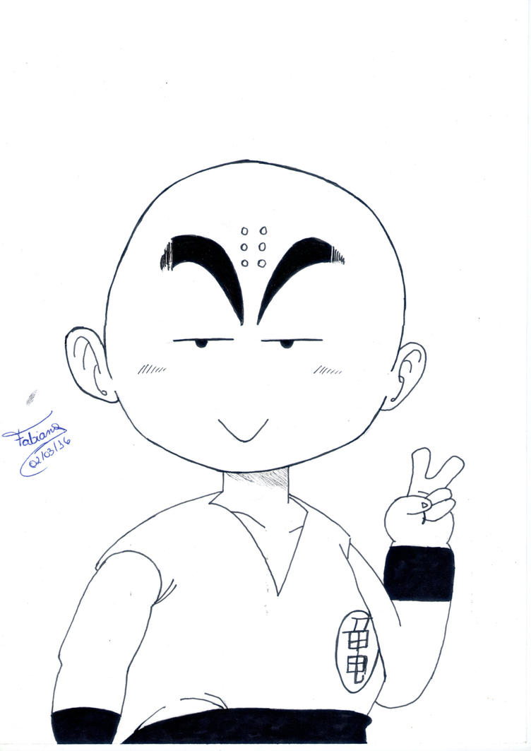 2016 #01 Kuririn Wins by Fabyanou