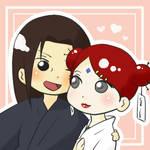 Hashirama and Mito