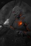Watchmen of Ankh-Morpork - Dorfl
