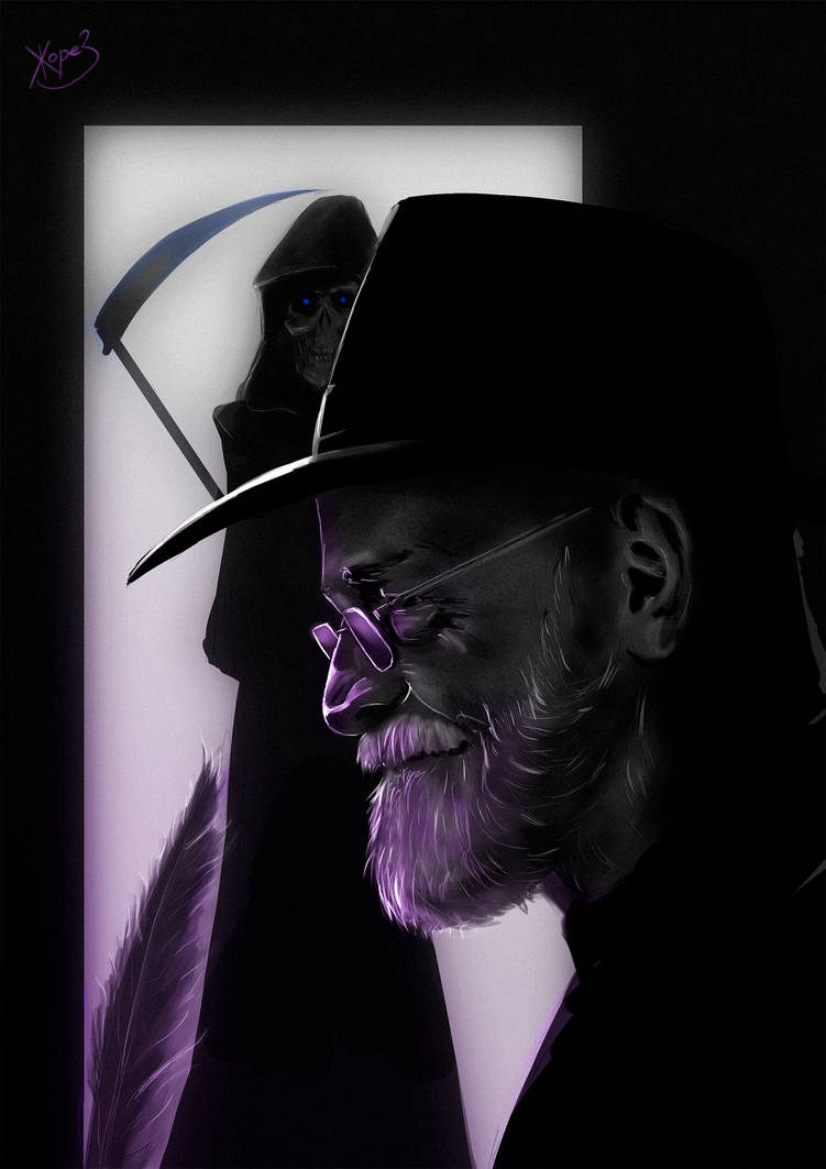 Maker's Last Journey - Pratchett tribute by Zhorez1321