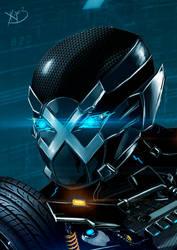 Volkswagen Transformer Head Design by Zhorez1321