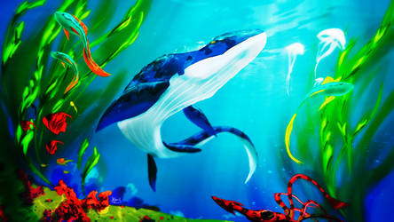 Under the Sea by Zhorez1321