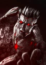Watchmen of Ankh-Morpork - Meshuggah by Zhorez1321