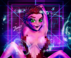 Art3mis from Ready Player One