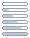 Tiny Progress Bars (blue) by 22-bit