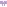 Purple Ribbon emoticon by 22-bit