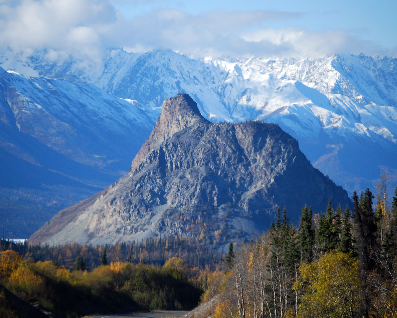 Lion's Head Mountain, Alaska by Wolfwoman7