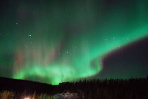 Northern Lights 10 by Wolfwoman7