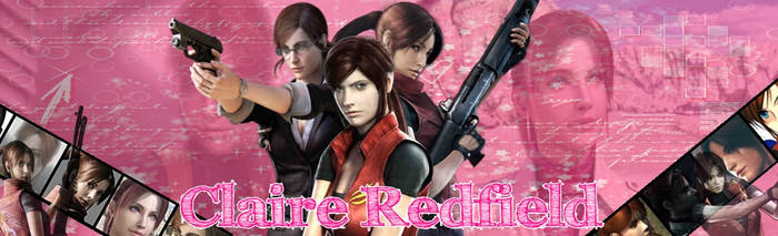 Claire Redfield - Facebook Cap by Rebeccamines