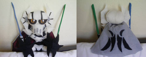 General Grievous Plush by moonwolf03
