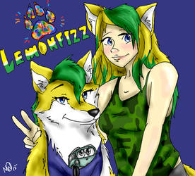 Happy Birthday Lems by moonwolf03