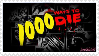 1,000 Ways to Die Stamp by CupcakeAttack85