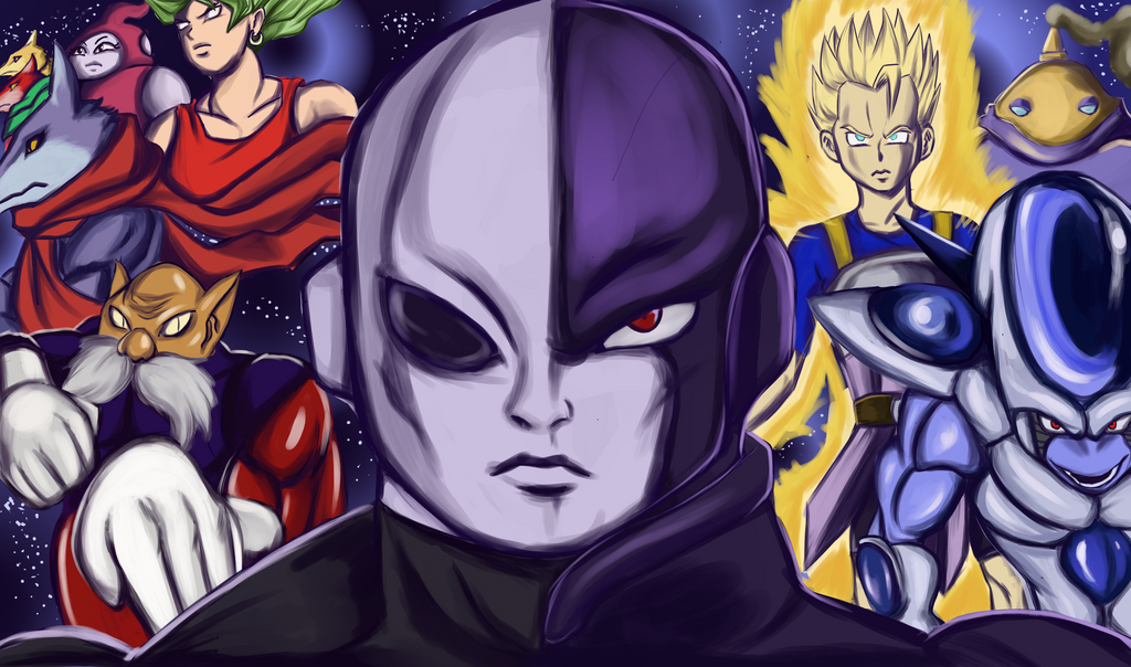 Universe Survival Fighters by LinLin-Senpai