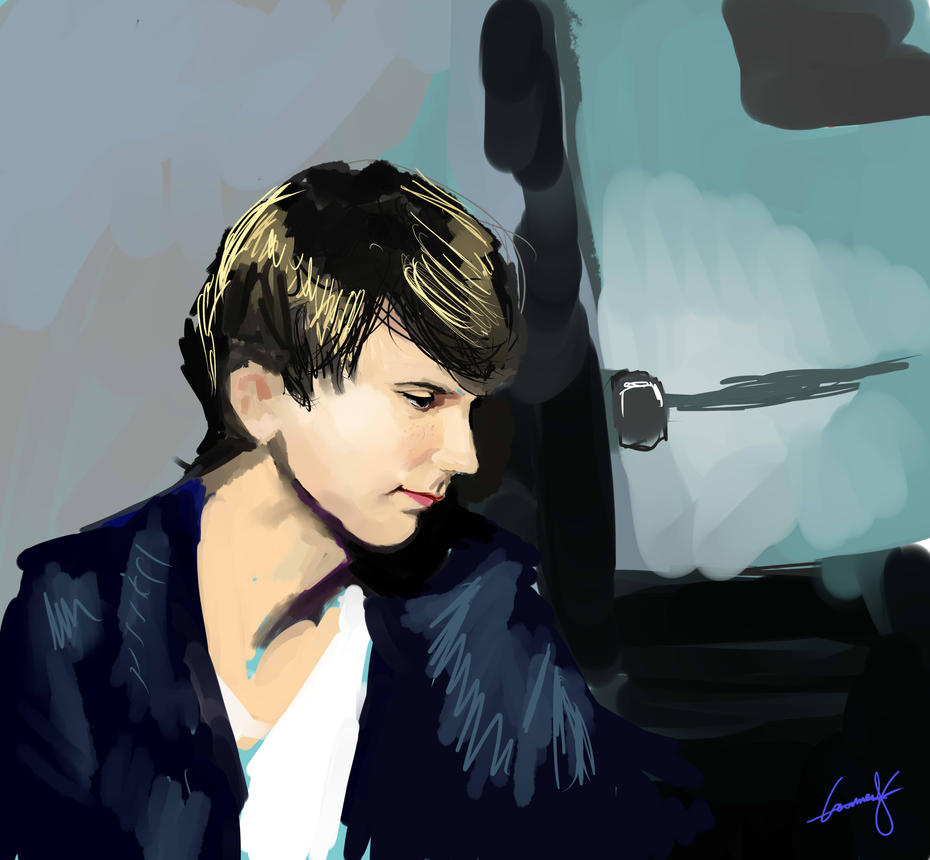 Madeon W.I.P. by ChocolateKnife