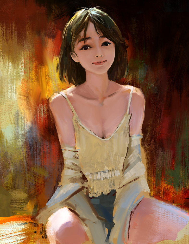 Study 04 by ChocolateKnife