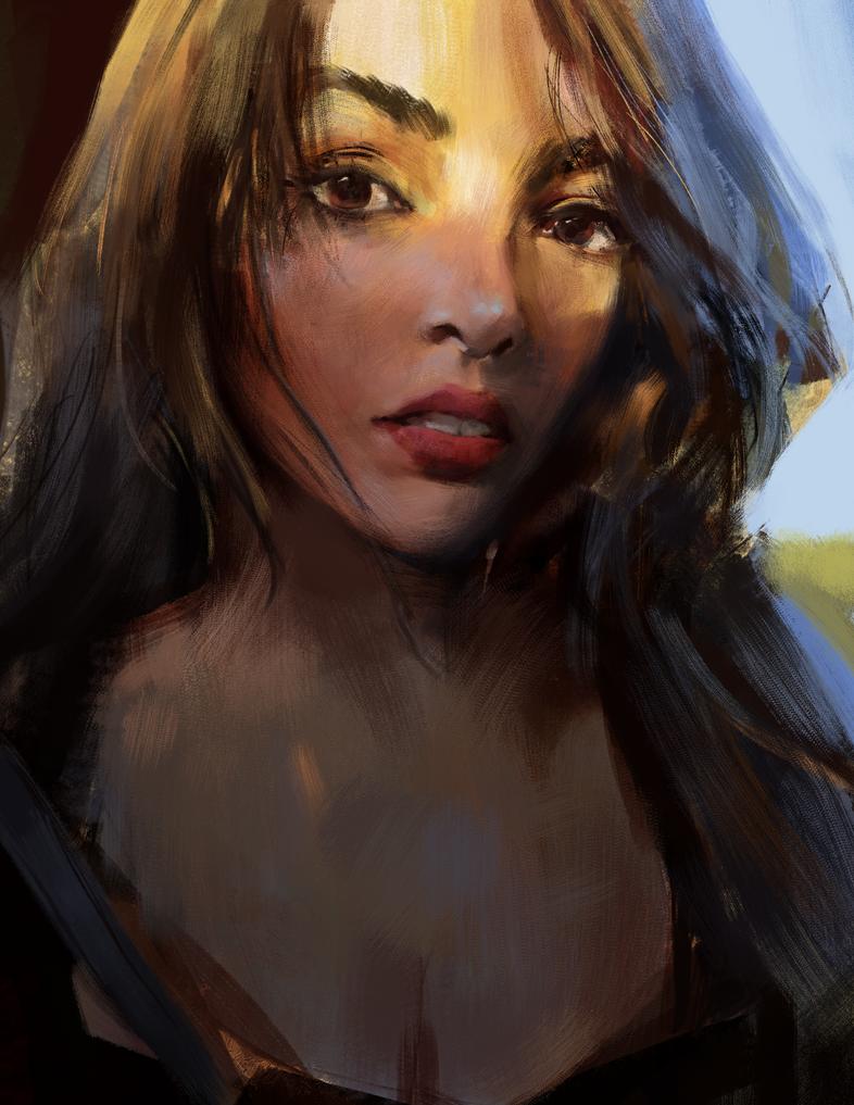 Study 05 by ChocolateKnife