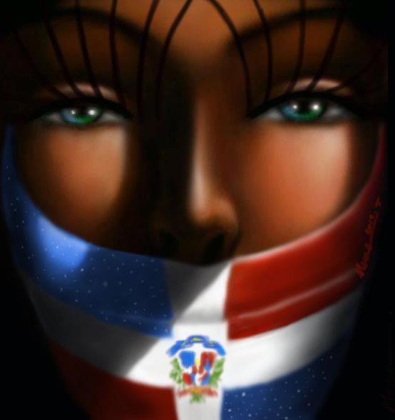 Morena dominicana by artesmusa