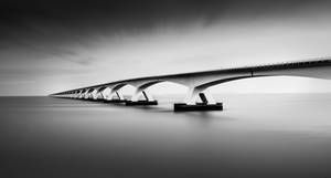 Zeeland Bridge Brug 03 by wolfgangbuhr