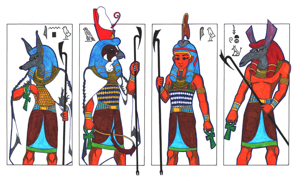 4 hot gods of ancient egypt ii by polaristhecepheid on deviantart 4 hot gods of ancient egypt ii by polaristhecepheid publicscrutiny Image collections