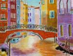 Venice Reflection
