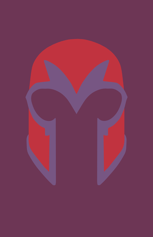 Magneto Helmet Minimalist Design By Burthefly