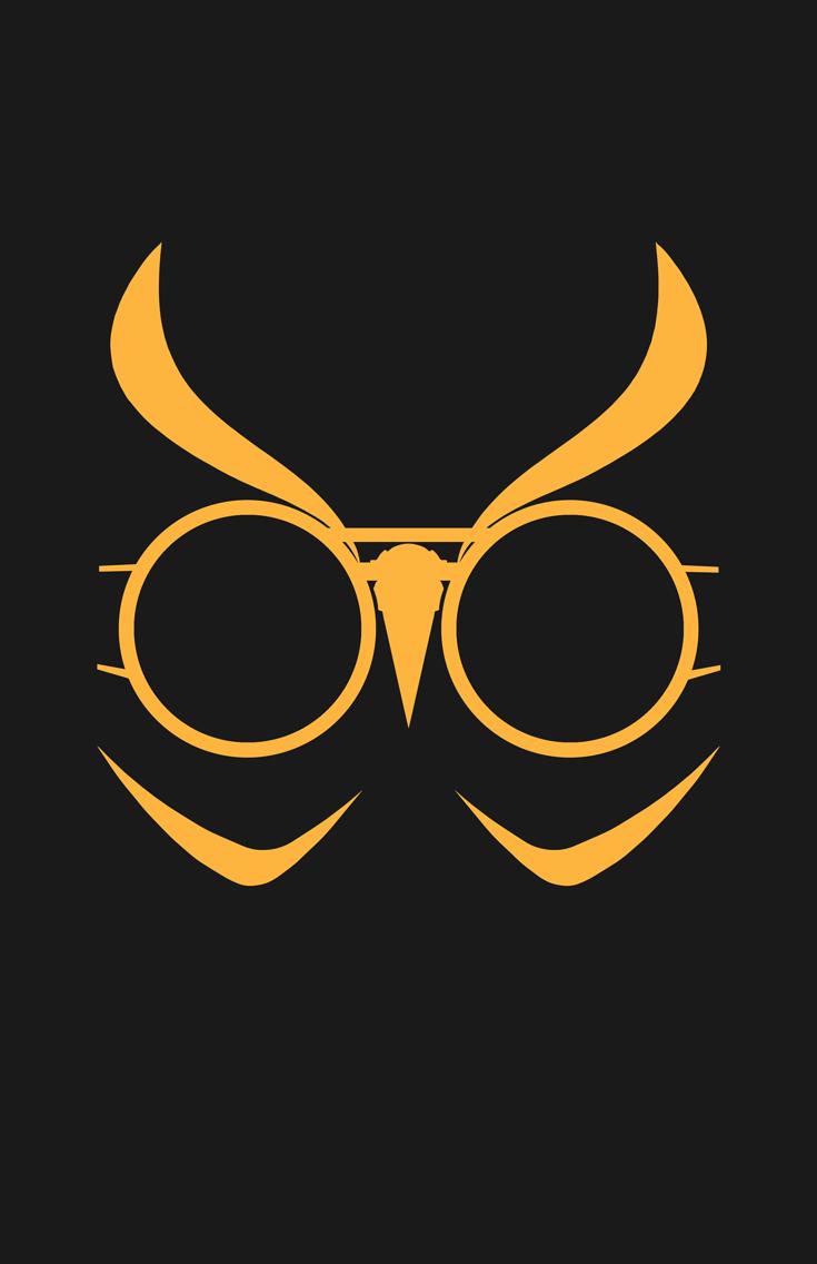 Talon Mask Minimalist Design by burthefly