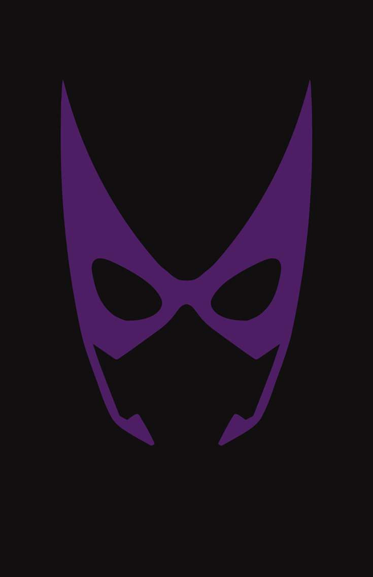 Huntress Mask Minimalist Design