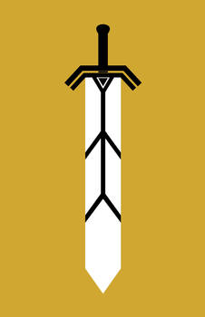 Magik Weapon Minimalist Design