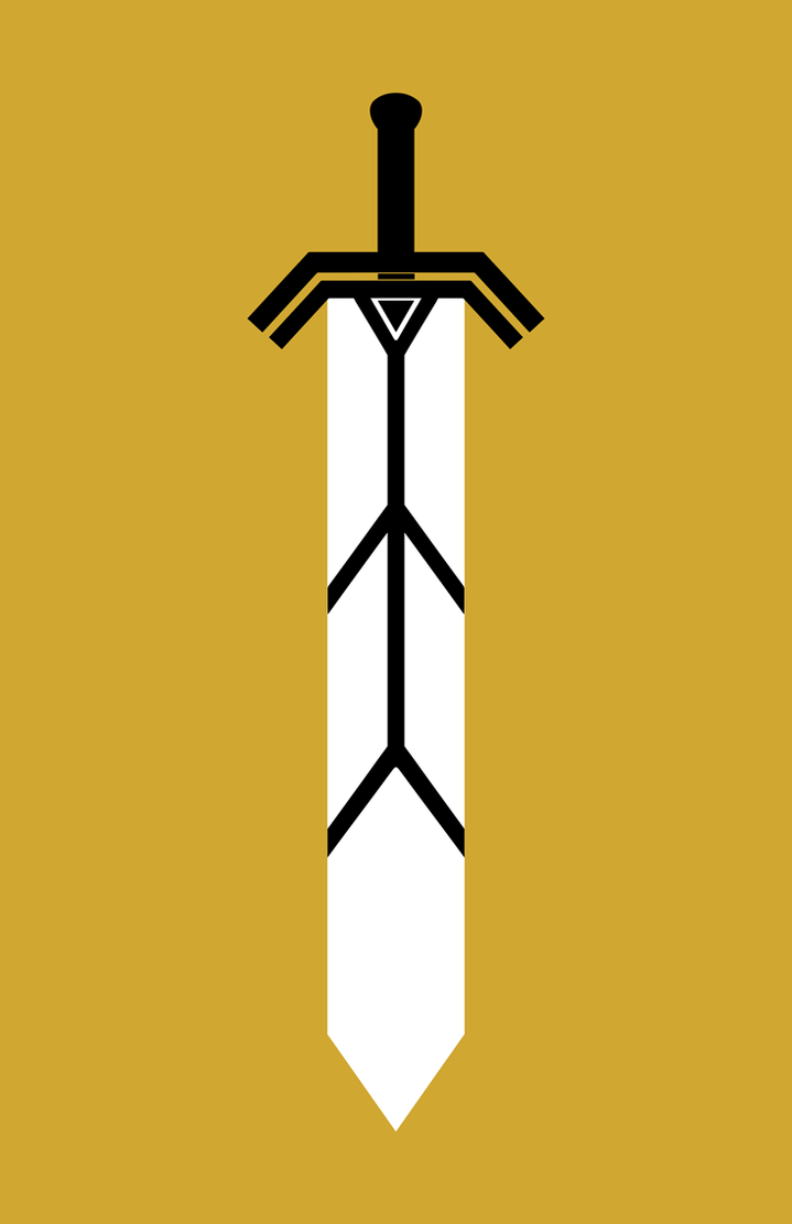 Magik weapon minimalist design by burthefly on deviantart for Minimalist art design