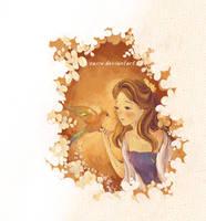 Princess gril by zaiiu