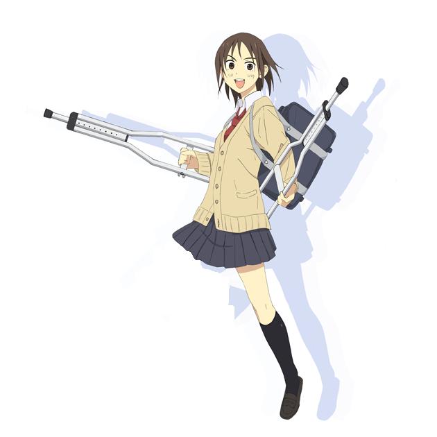 Amputee Anime ES 24 By ShadowOfParadise On DeviantArt