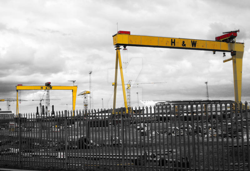harland and wolff by DTCT