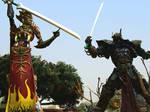 Samurai by voonslar