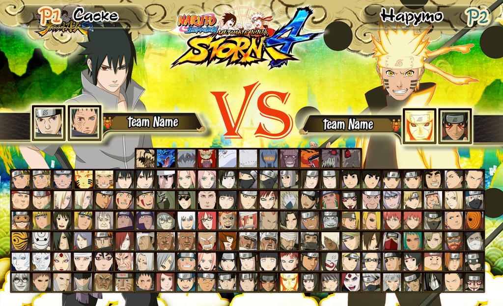 Naruto ultimate ninja storm 4 by batosha1994 on deviantart