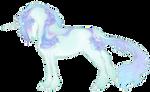 Boucle Unicorn Import D072