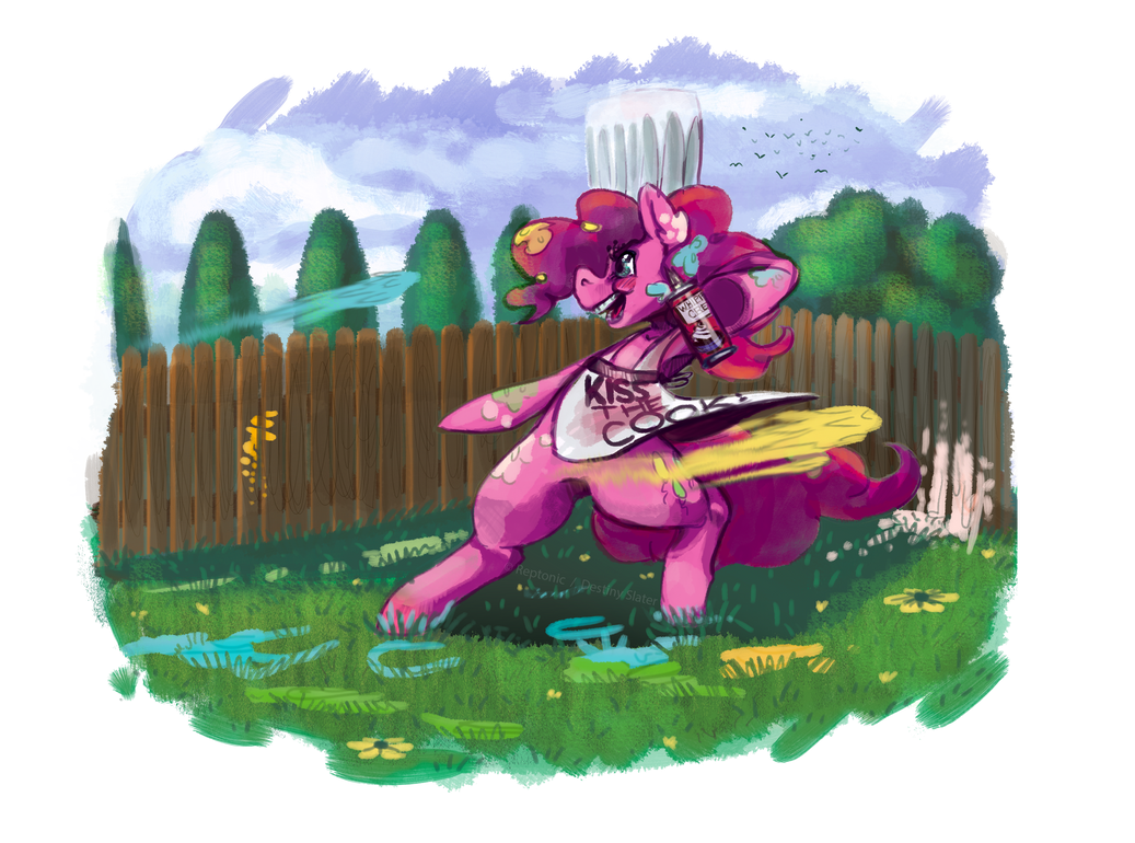 COOKOUT BATTLE by Reptonic