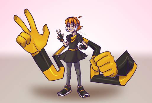 Yo there, Hikari!