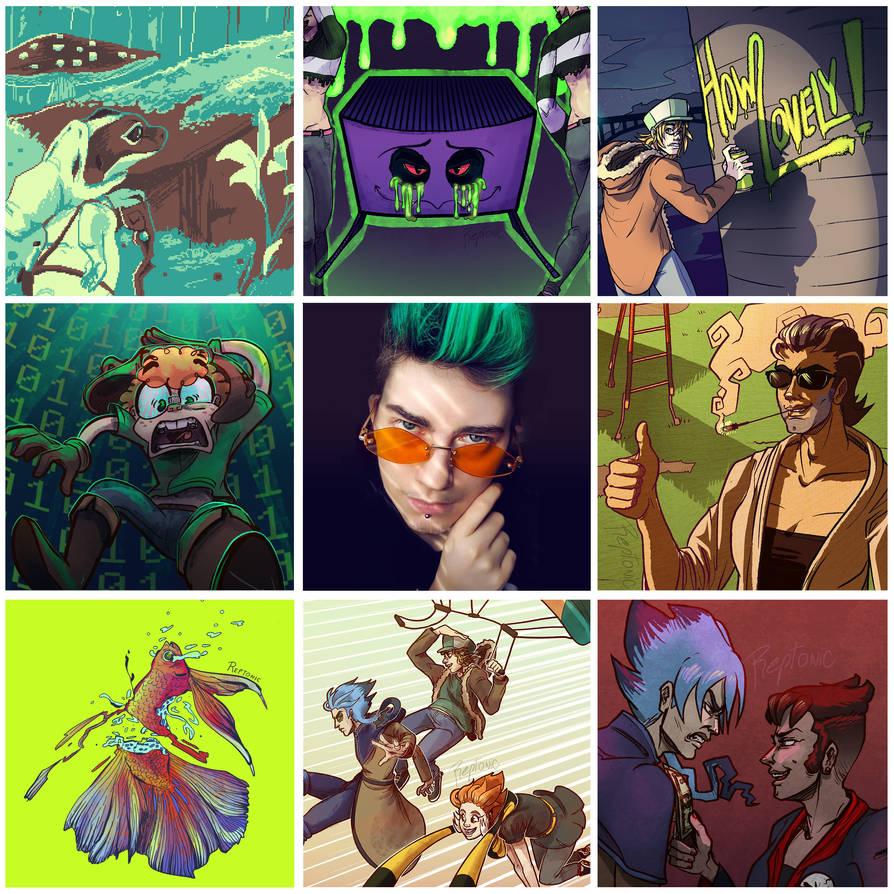 Art Vs Artist 2020